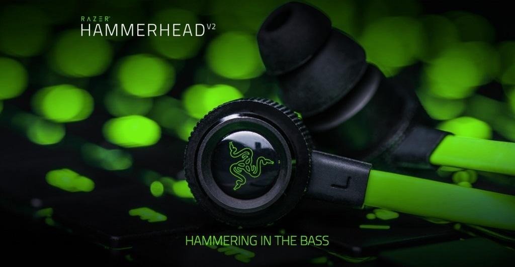 【レビュー】RAZER HAMMERHEAD V2 - 音楽もゲームも楽しめるイヤホンをおすすめしたい!!